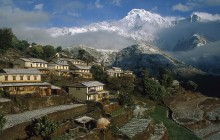 Rural-Nepal-Village