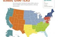 USGBC-Regions-Map